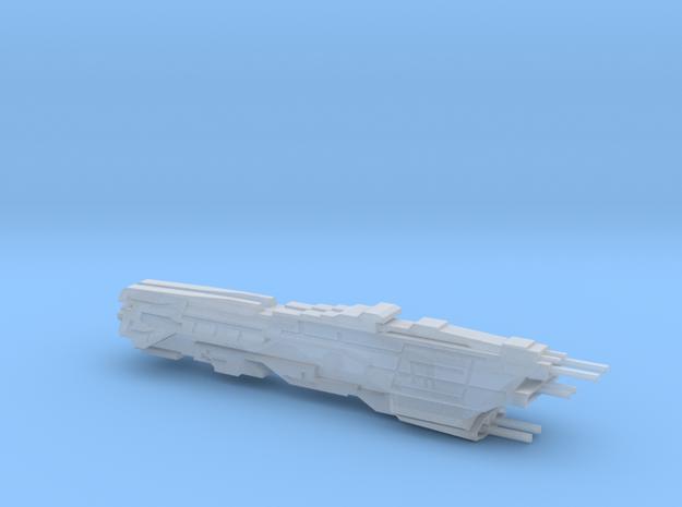 UNSC Vindication Class Light Battleship in Smooth Fine Detail Plastic