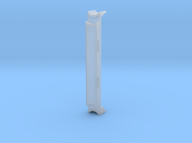 Chassis Eurostar BAR HO in Smooth Fine Detail Plastic