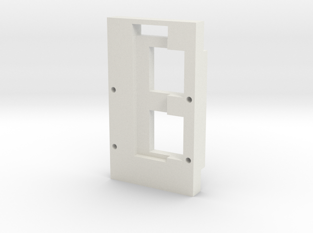 DNA60 Board/Small Screen Cradle in White Strong & Flexible