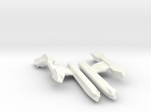 1400_audacious_class_warp_nacelles in White Processed Versatile Plastic