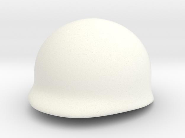 M1 pot in White Processed Versatile Plastic