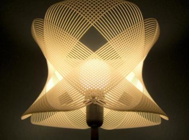 Clothoid.A Lamp 3d printed Clothoid.A Lamp