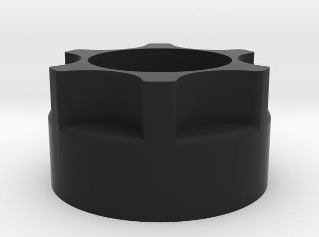 Motiv M-Code timing tool in Black Natural Versatile Plastic