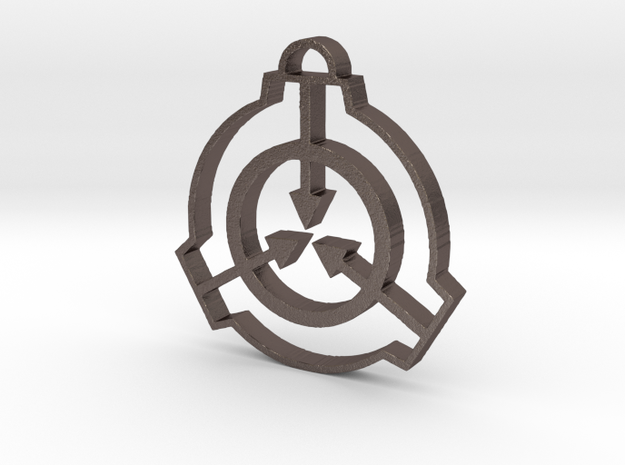 SCP Pendant in Stainless Steel