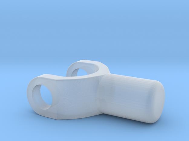 """Slipyoke for Model Behavior 9"""" Rear-End in Frosted Ultra Detail"""