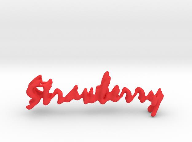 Strawberry Strawberry Necklace
