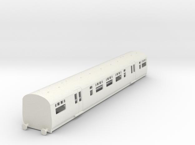 o-87-cl503-trailer-composite-coach-1 in White Natural Versatile Plastic