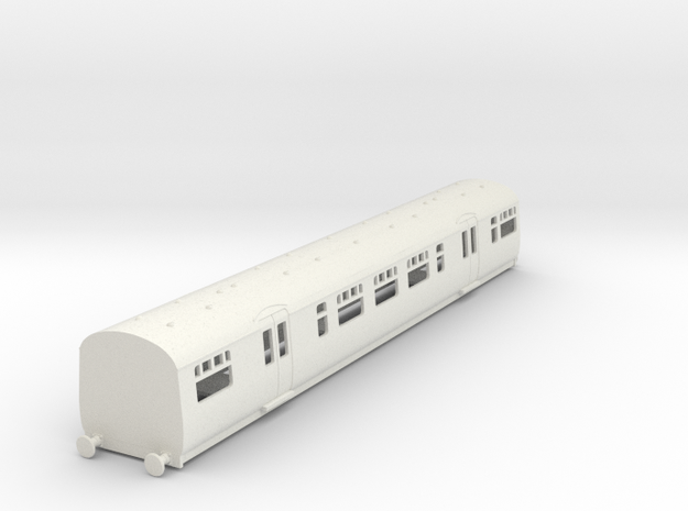 o-76-cl503-trailer-composite-coach-1 in White Strong & Flexible