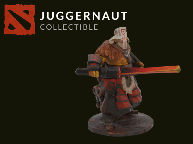 JUGGERNAUT in Full Color Sandstone