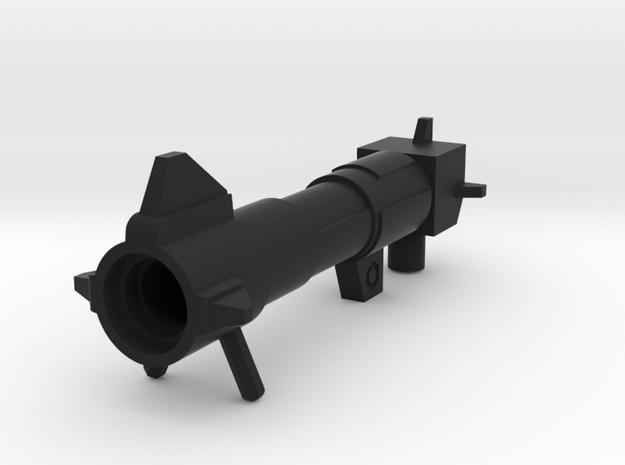 Cliffjumper Bazooka in Black Premium Strong & Flexible