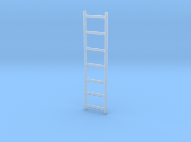 1:72 figure 5 ladder in Smooth Fine Detail Plastic