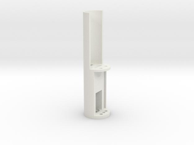 Main Chassis Darth Sidious Saber - Prizm v5.1 in White Natural Versatile Plastic