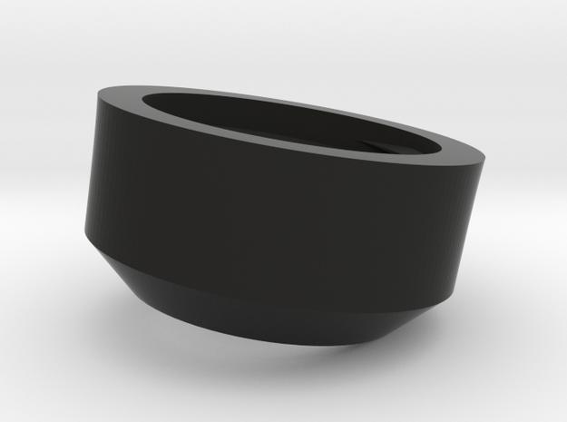 TC1 - Makerchair in Black Strong & Flexible