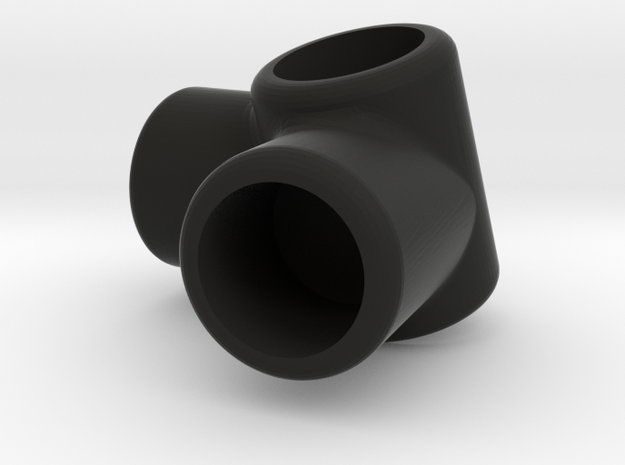 R3 - Makerchair in Black Strong & Flexible