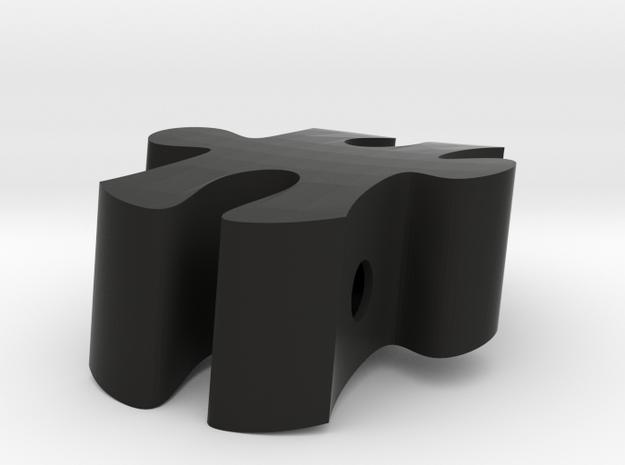 D9 - Makerchair in Black Strong & Flexible