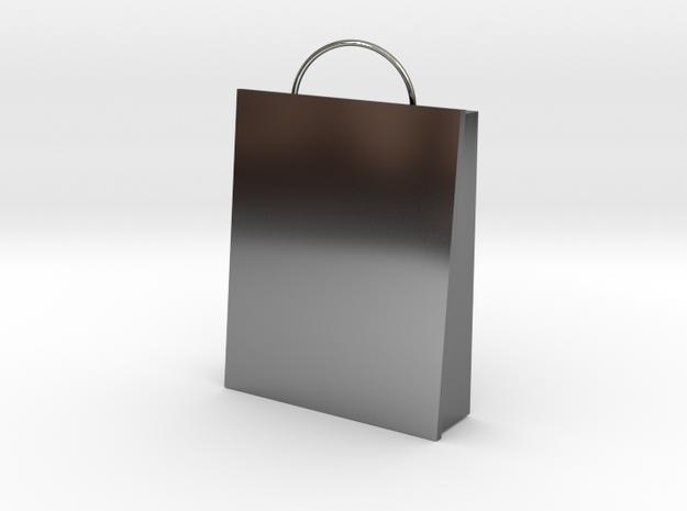 Plain Bag Charm