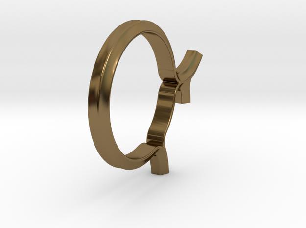 Shapesweeper Hexagon Fullgrown Ring