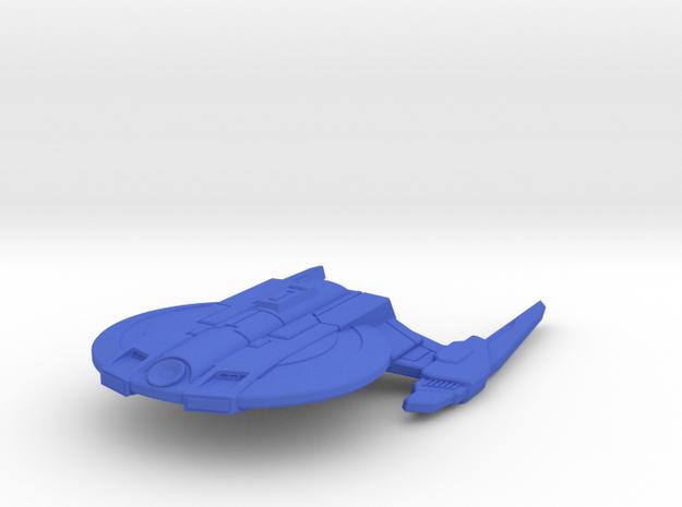 Shen in Blue Processed Versatile Plastic
