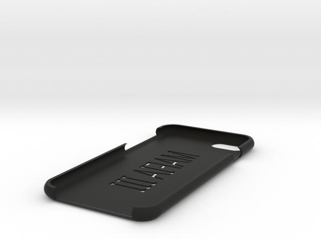 IPhone7 case Mafia 3 in Black Strong & Flexible