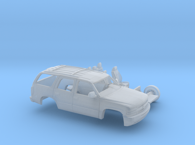 1/200 2000 Chevrolet Tahoe Kit in Smooth Fine Detail Plastic