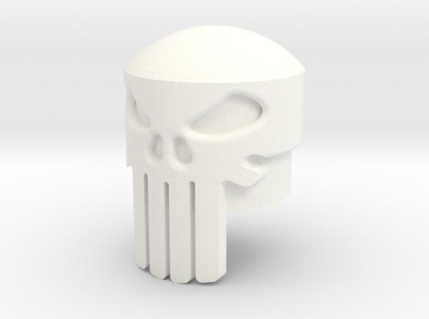 punisher14ext in White Processed Versatile Plastic
