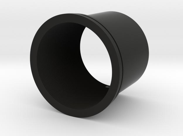 Shade Legacy thin 4 in Black Natural Versatile Plastic