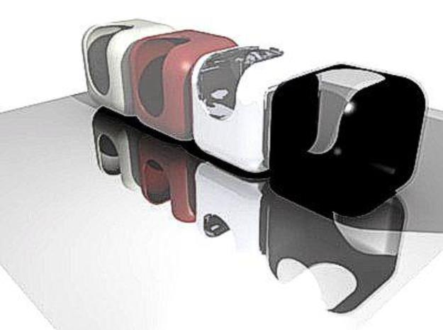 4cm FingerPot 075 3d printed FingerPot, rendering