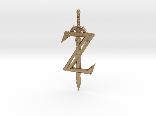 Breath of the Z -- Pendant
