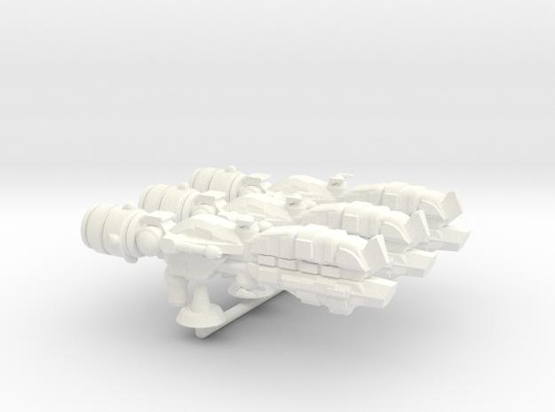 Conastoga Assault Transport Squadron - 1:7000 in White Processed Versatile Plastic