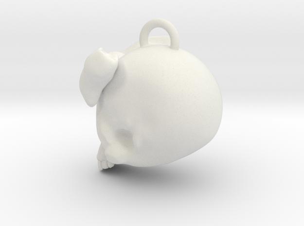 Sucker Punch Babydoll Gun Charms: Cute Skull