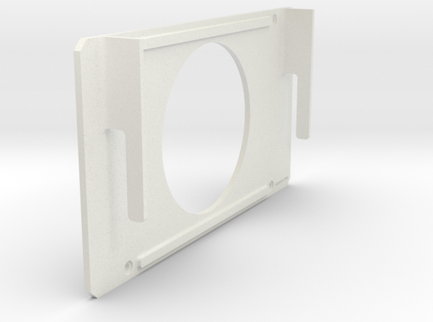 Apple //e System Saver - Cover in White Strong & Flexible