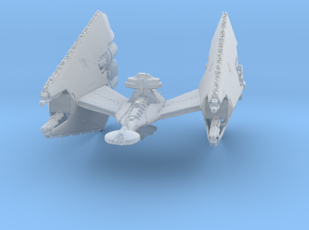 Narn T'Loth/T'Rann Cruiser Full Thrust Scale in Frosted Ultra Detail
