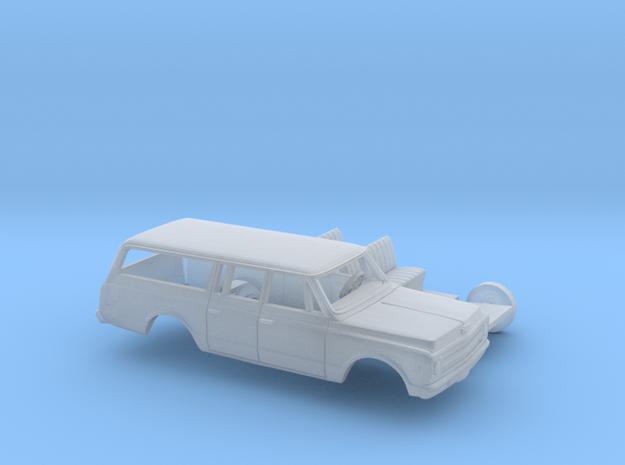 1/87 1967-70 Chevrolet Suburban Kit