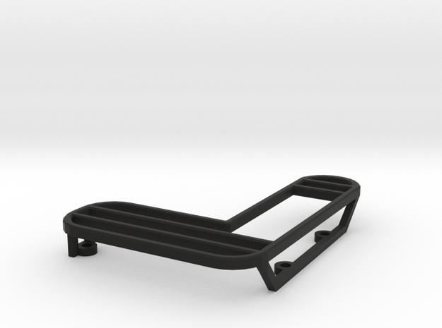 Rear lights protector right D90 2/2 in Black Natural Versatile Plastic