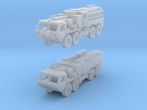 HEMTT Fire Fighting Convoy 1:220 (Z) scale