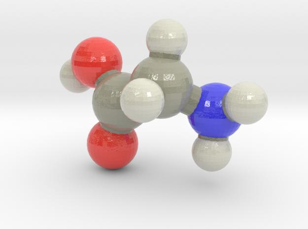 Glycine in Glossy Full Color Sandstone