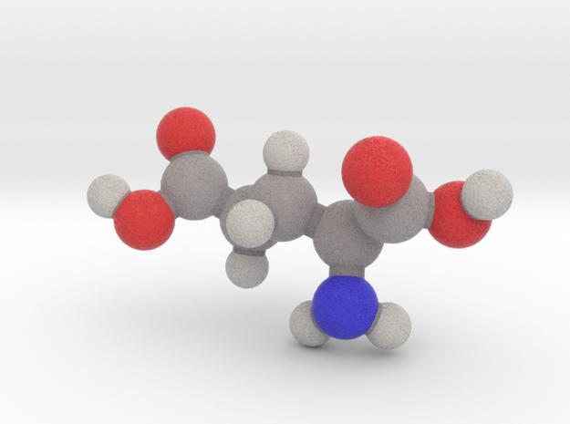 L-glutamic acid in Full Color Sandstone