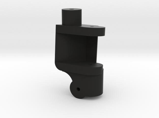 Traxxas Front Lowering Kit Neg5Deg Single RH in Black Natural Versatile Plastic