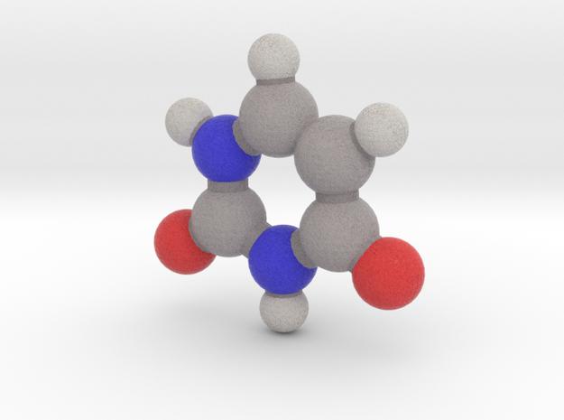 uracil in Full Color Sandstone