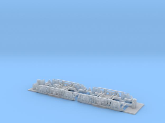 #00K Drehgestell SGP53 Ursprungsausf. Univ-Adapt in Smooth Fine Detail Plastic