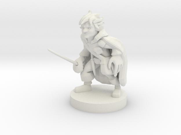 Gnome Arcane Trickester Rogue