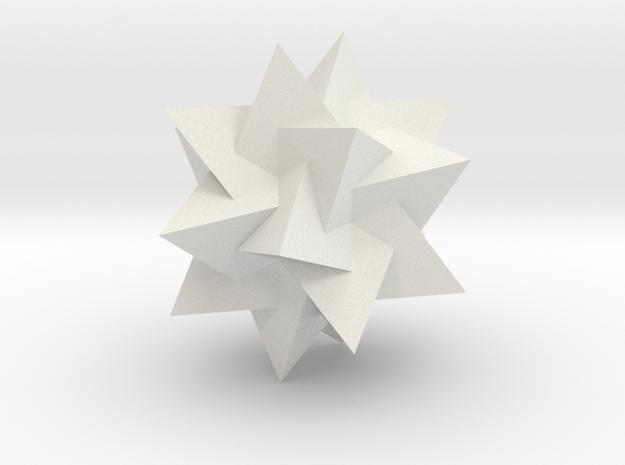 5tetra-3 in White Strong & Flexible
