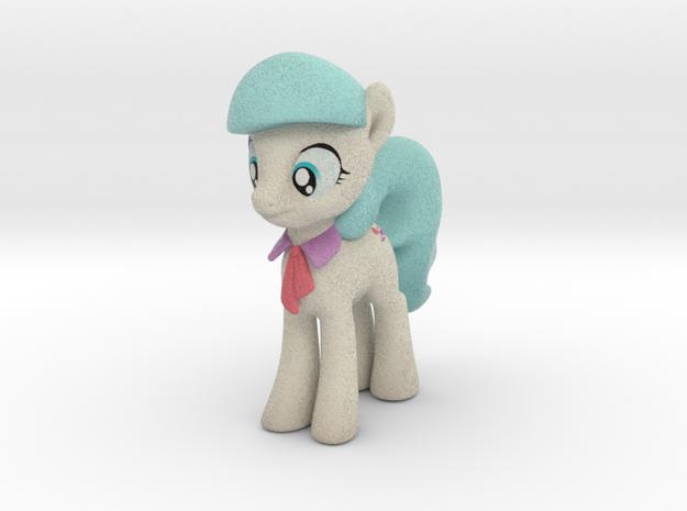 My Little Pony Coco Pommel in Full Color Sandstone