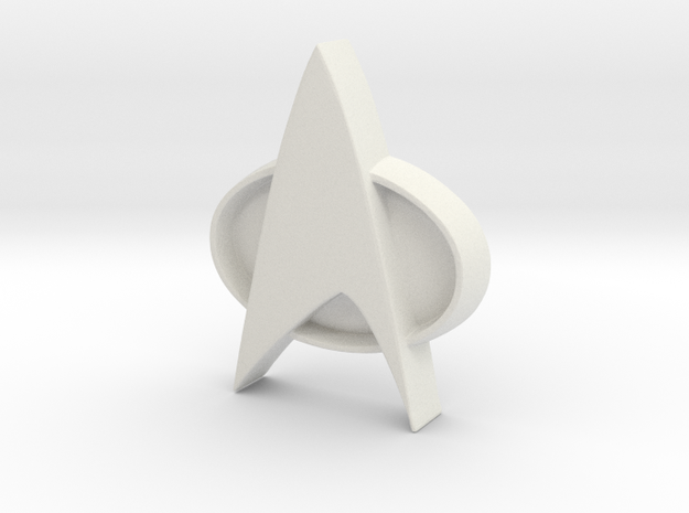 Star Trek Tng Badge