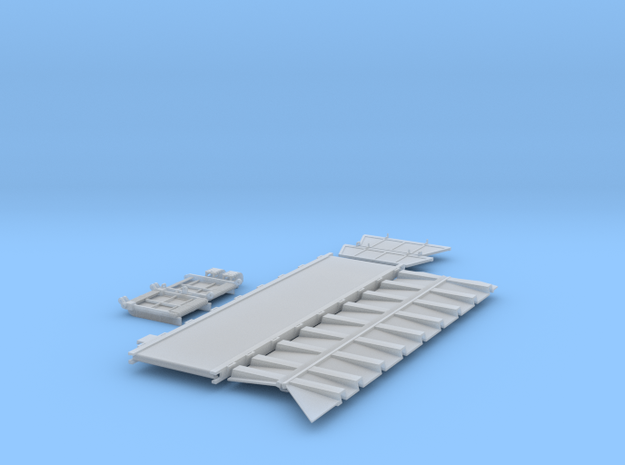 Kringstad ironworks crop shuttle-v3_pack_main in Smooth Fine Detail Plastic