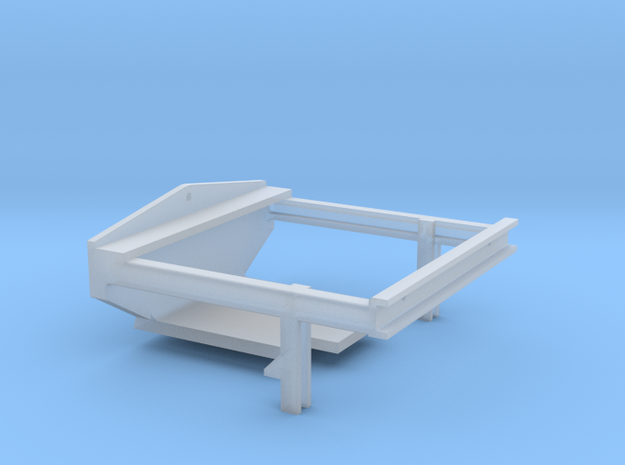 Trägerrahmen 1300-1600 MB Trac  in Smooth Fine Detail Plastic