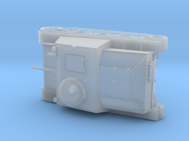 1/56th (28mm) scale Skoda S.I.J. in Smooth Fine Detail Plastic