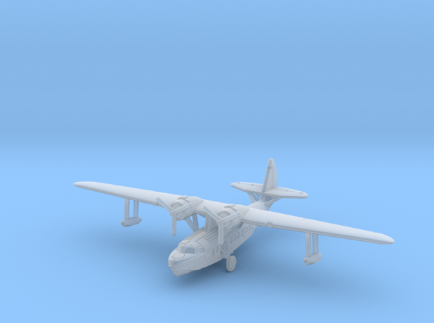 Sikorsky JRS-1 1/350 scale with u/c down