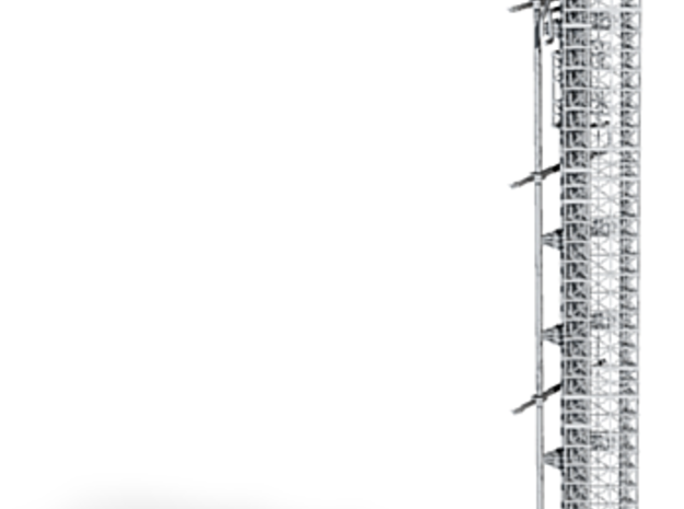 upper spine final 3d printed