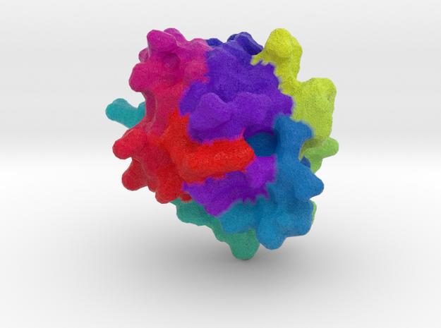 RNase P in Full Color Sandstone